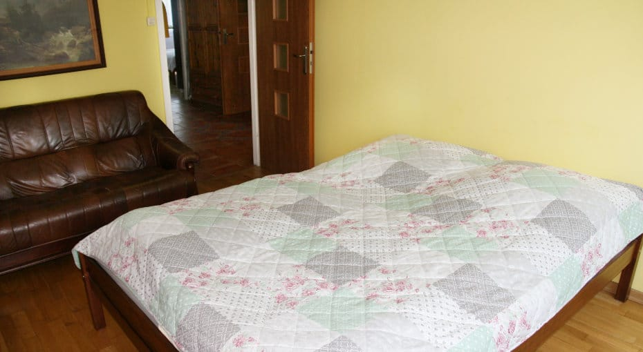 pierwsza sypialnia